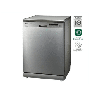 Rank 4- LG Free-Standing 14 Place Settings Dishwasher