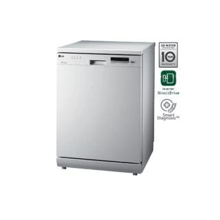 Rank 9 - LG Free Standing 14 Place Settings Dishwasher