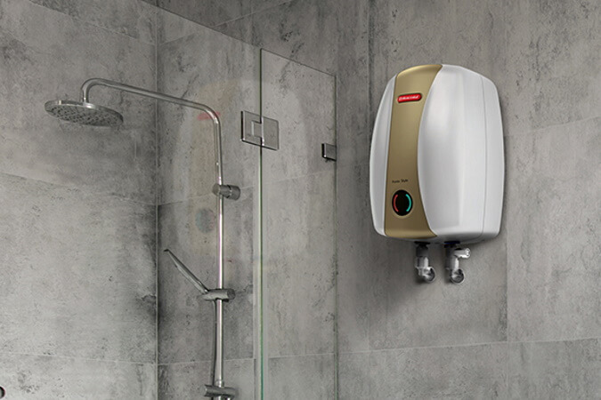 best geyser available in india
