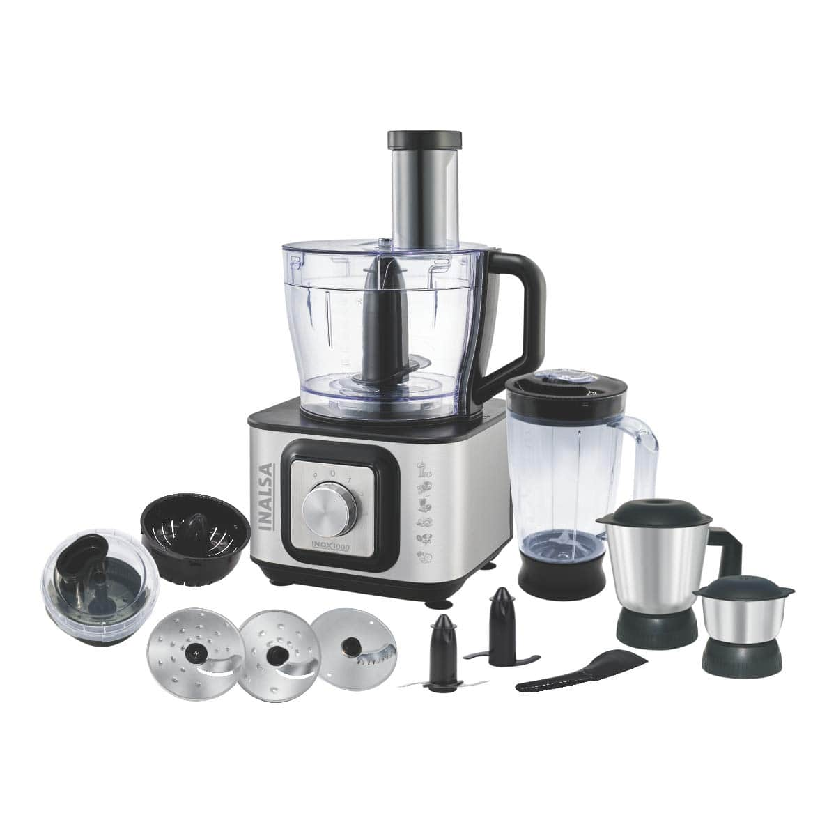 Roll over image to zoom in Inalsa Food Processor