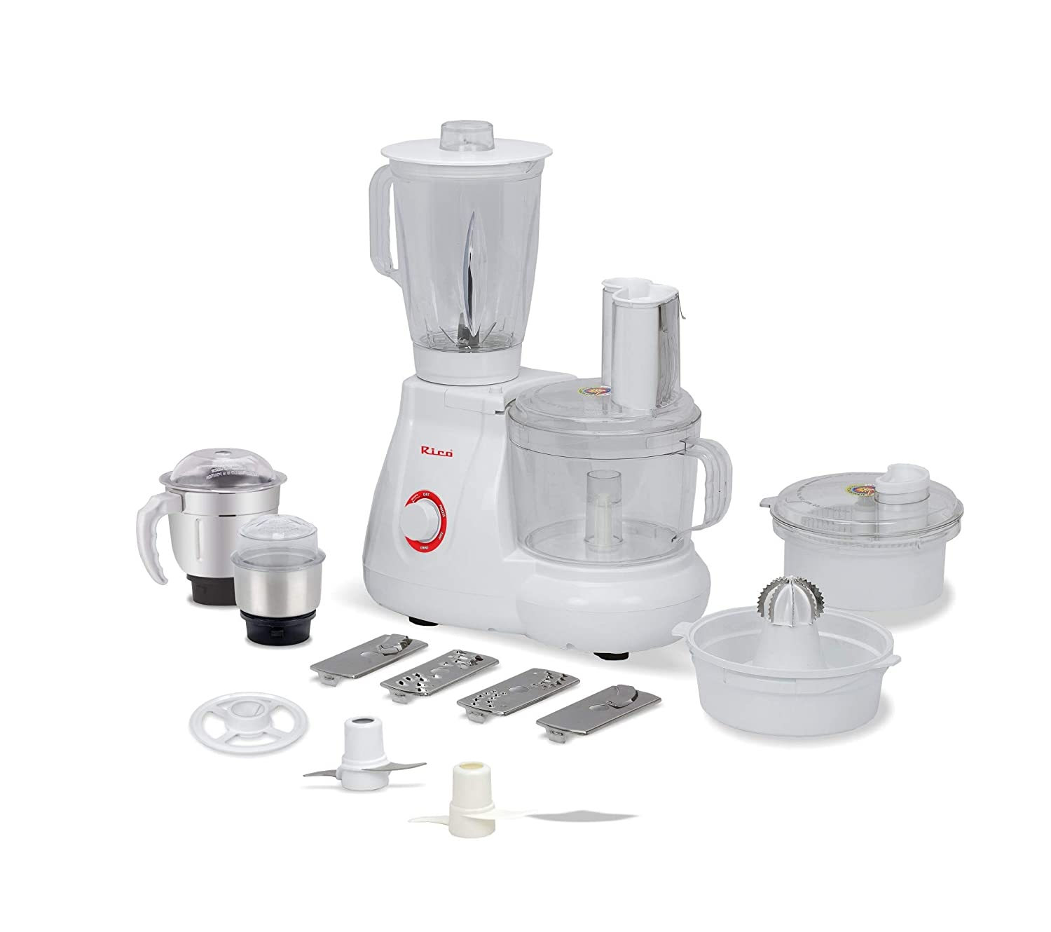 Rico All in One Food Processor