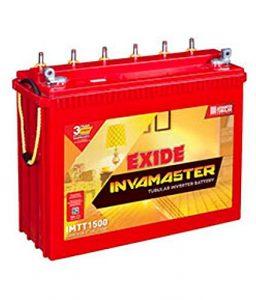 Exide Technologies Inva Master IMTT1500 battery