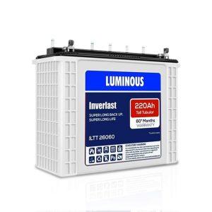 Luminous Inverlast ILTT 26060 220 Ah Battery