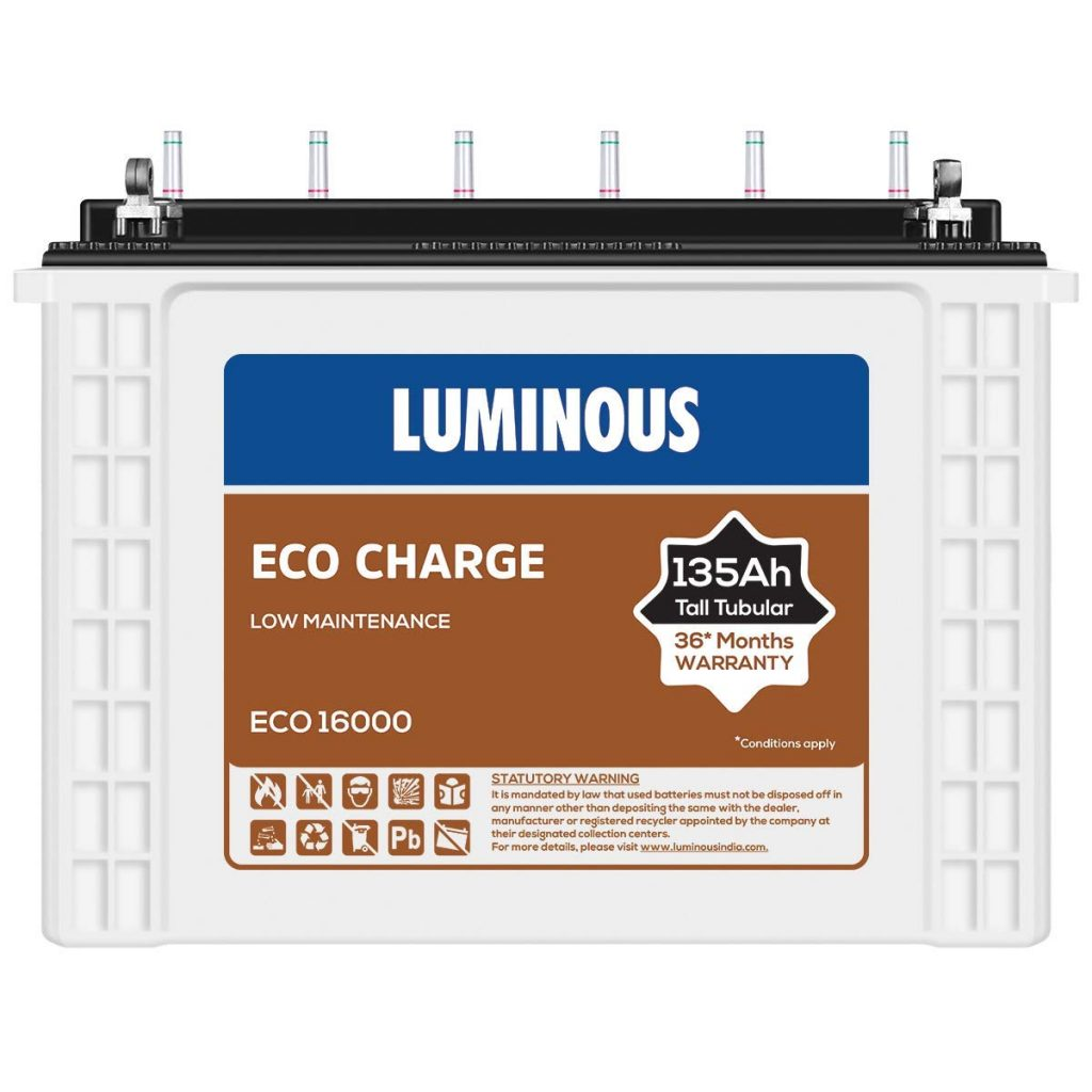 Luminous Eco Charge EC16000 Battery