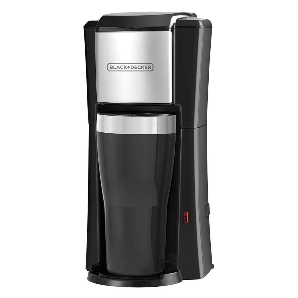 Black & Decker Single Serve Coffee Maker (Black)