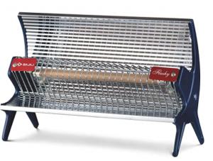 Bajaj Flashy 1000 Watts Radiant Heaters