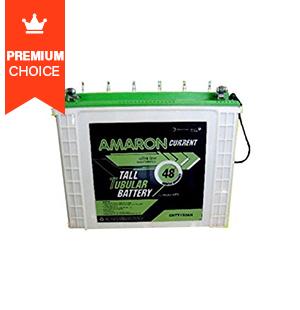Amaron 150Ah Tubular Battery