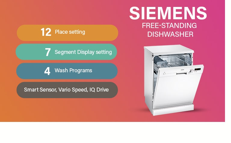 best dishwasher for home use in India