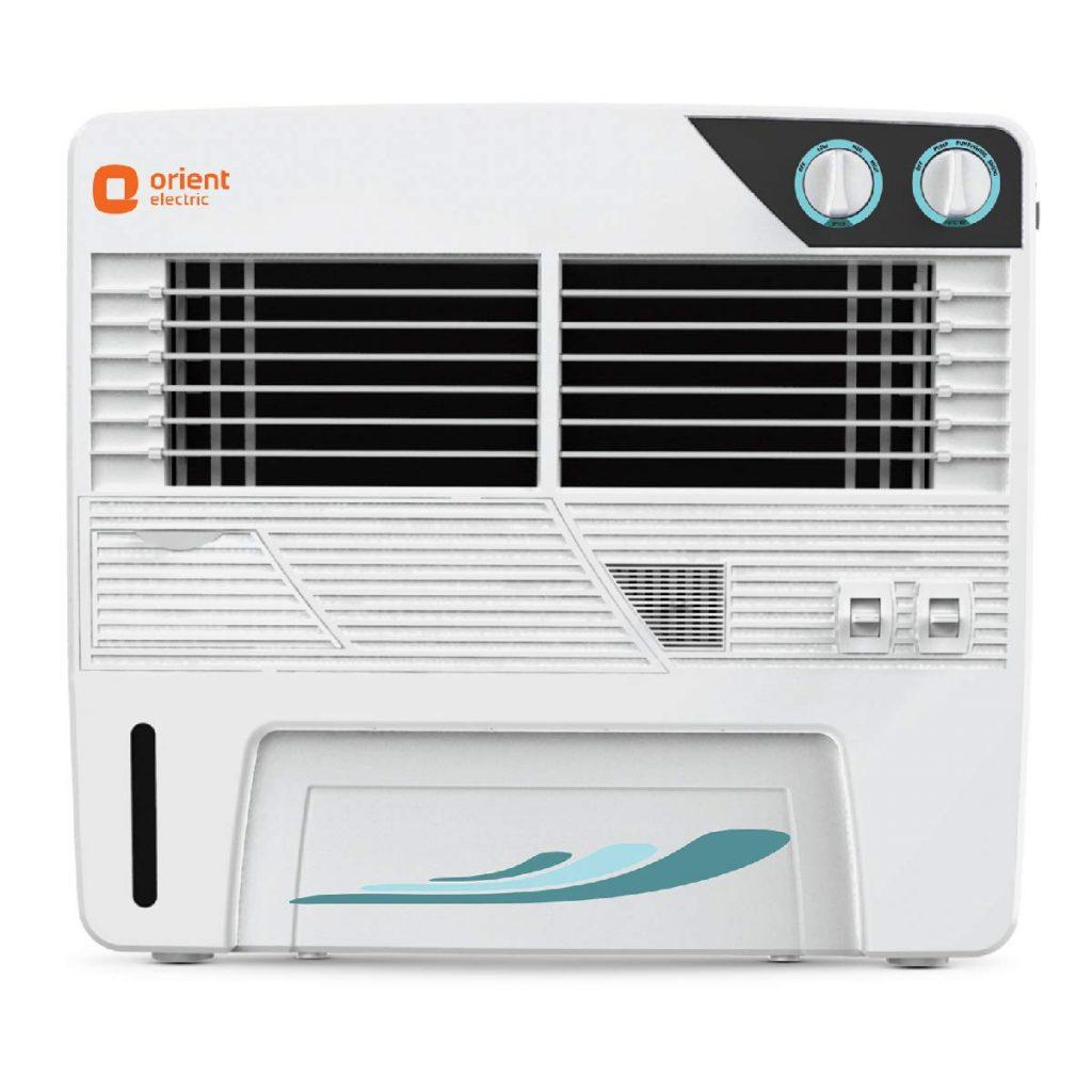 Orient Electric Magic Cool CW5002B 50-Litre Air Cooler (White)
