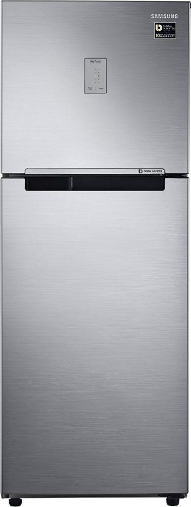 Samsung 253 L 4 Star ( 2019 ) Frost Free Double Door Refrigerator