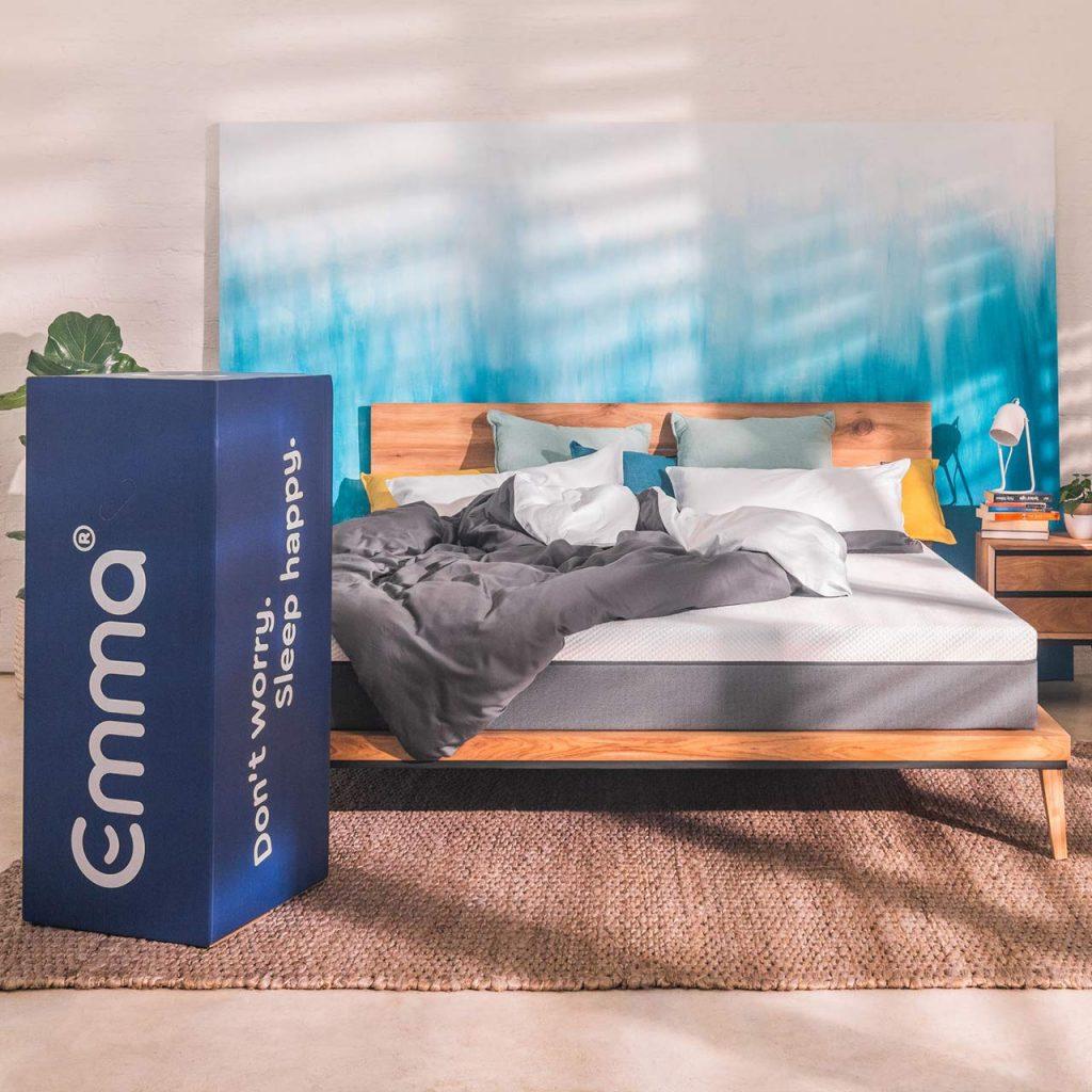 Emma German Engineered Medium firm Essential Mattress