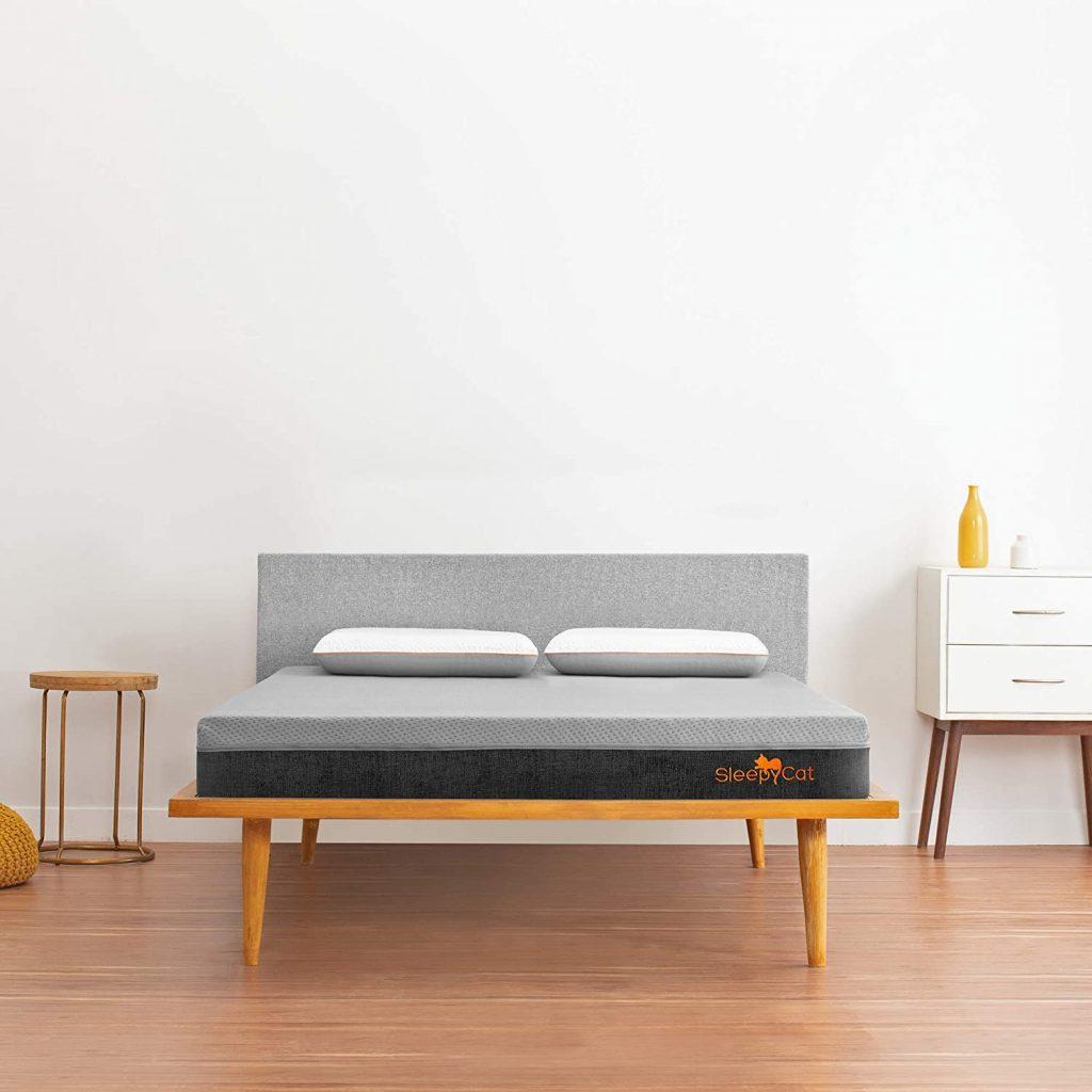 SleepyCat 7-Inch 100% Natural Latex Organic Mattress