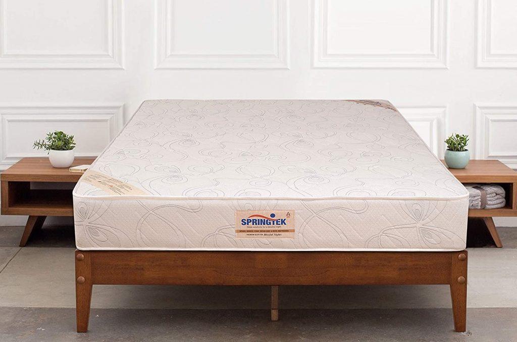 Springtek Ortho Pocket Queen Bed Pocket Spring