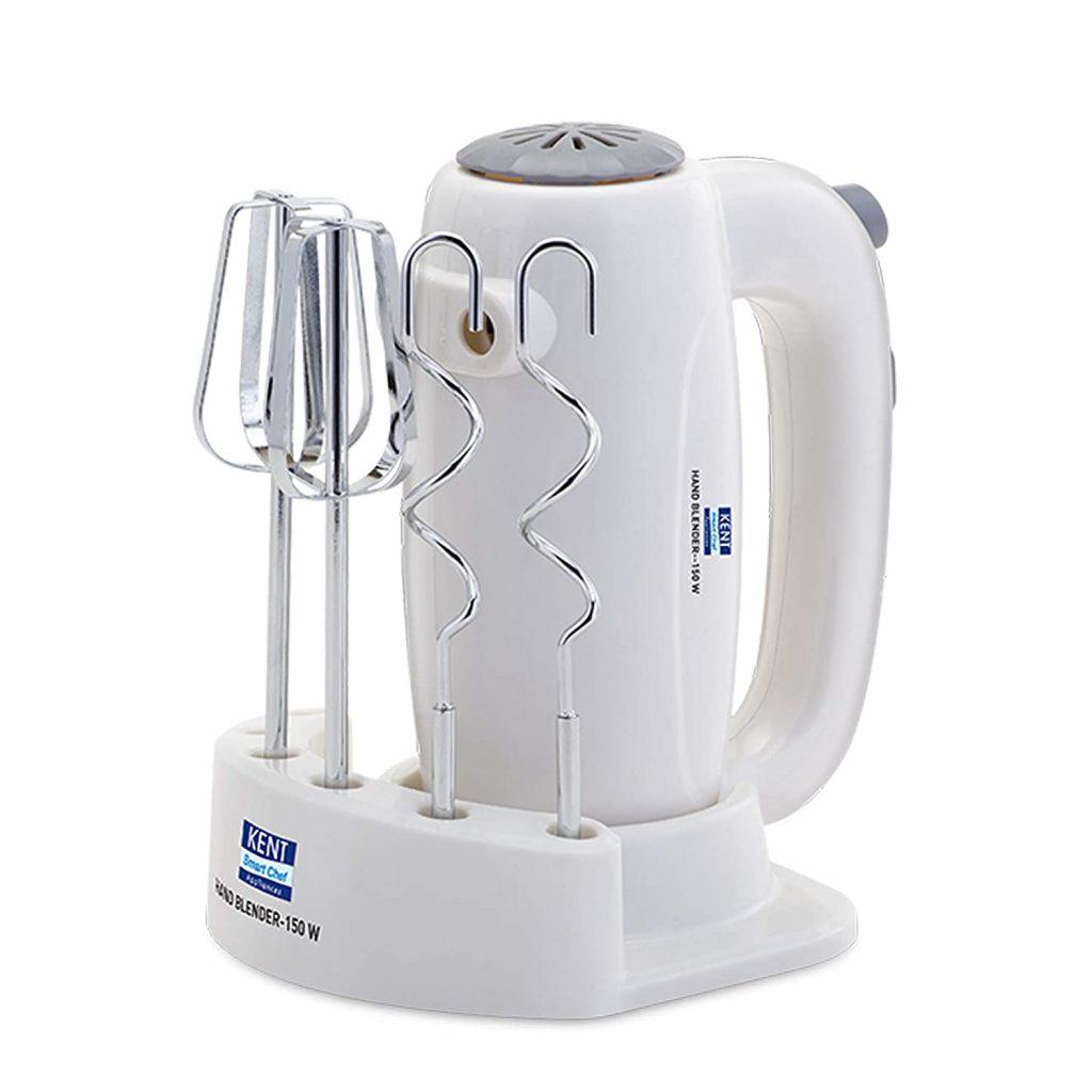 KENT Hand Blender- 150 W, White